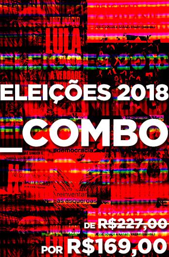 COMBO ELEICOES 2018