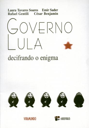 GOVERNO LULA DECIFRANDO O ENIGMA